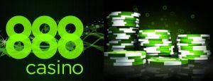 Juan gana 600 euros en 888 casino