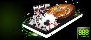 Los juegos de Microgaming están conquistando el 888 Casino